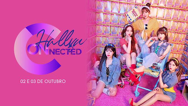 2º Edição da HallyuConn acontece em outubro de 2021