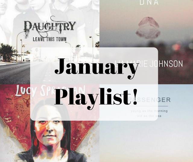 music january 2017