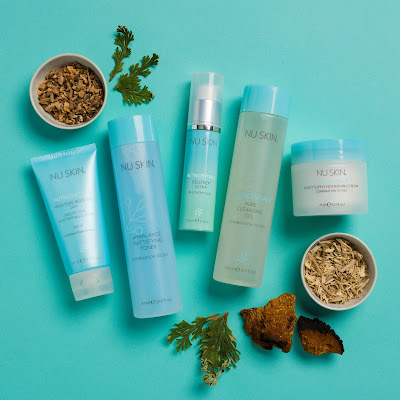 Nutricential Nu Skin Combo/Oily