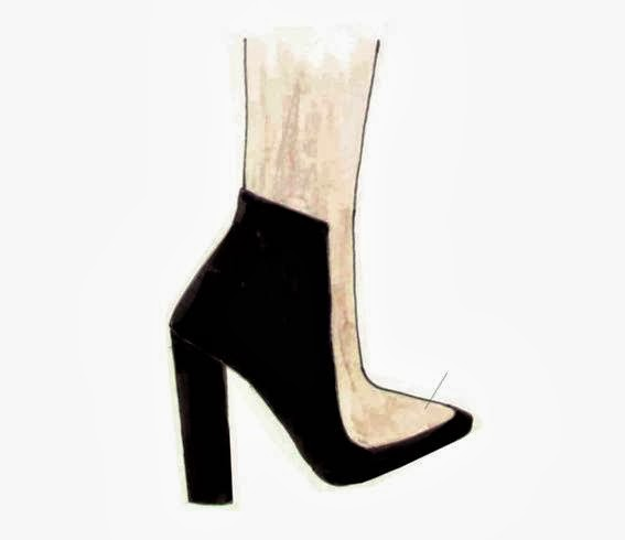 Sapatos Alexandre Birman para Pedro Lourenço