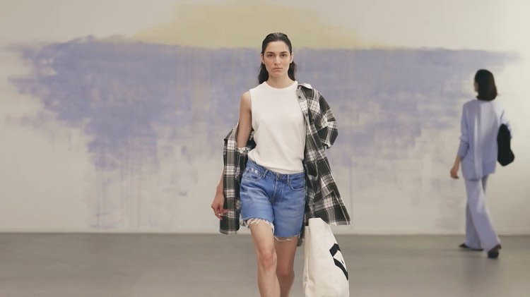 Nadia Boyko, Fashion Model, Oslo Runway 2022