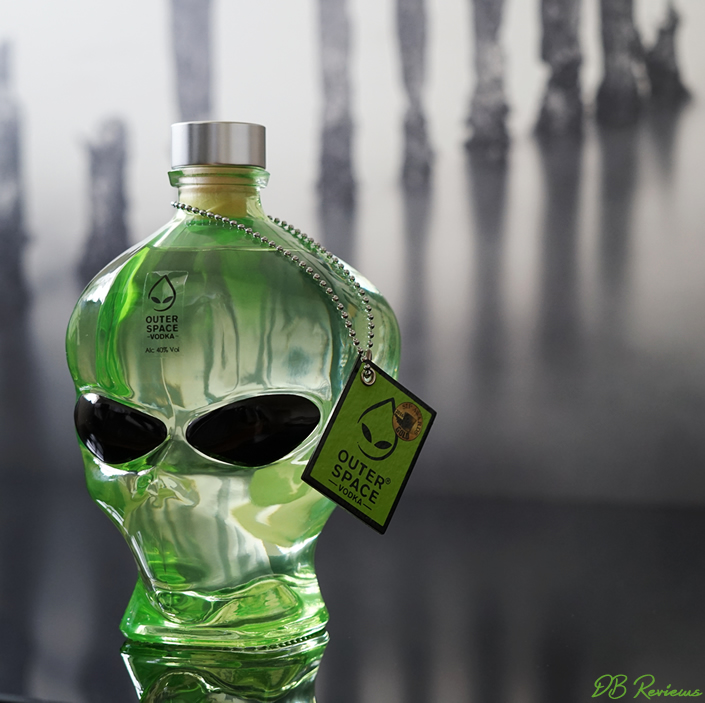 Outerspace Vodka in the UK