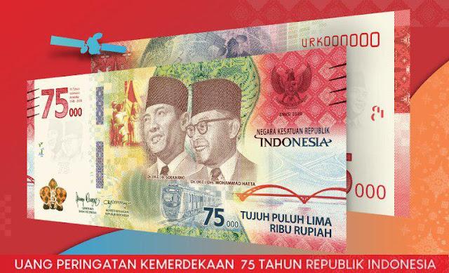 Erwin Haryono Sebut Penukaran Uang Rp.75 Ribu Maksimal 100 Lembar Per Hari