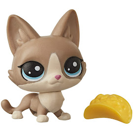 Littlest Pet Shop Keep Me Pack Tiny Pet Carrier Lynx (#No#) Pet
