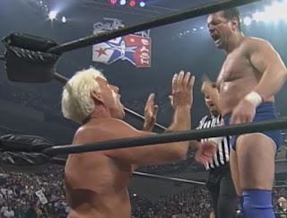 WCW Great American Bash 1999 - Rowdy Roddy Piper vs. Ric Flair