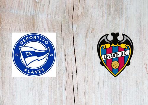 Deportivo Alavés vs Levante -Highlights 08 May 2021