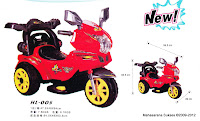 Motor Mainan Aki Aile Hl005 WP Pro