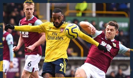 Burnley 0-0 Arsenal: Gunners Continue Points Sharing Bonanza