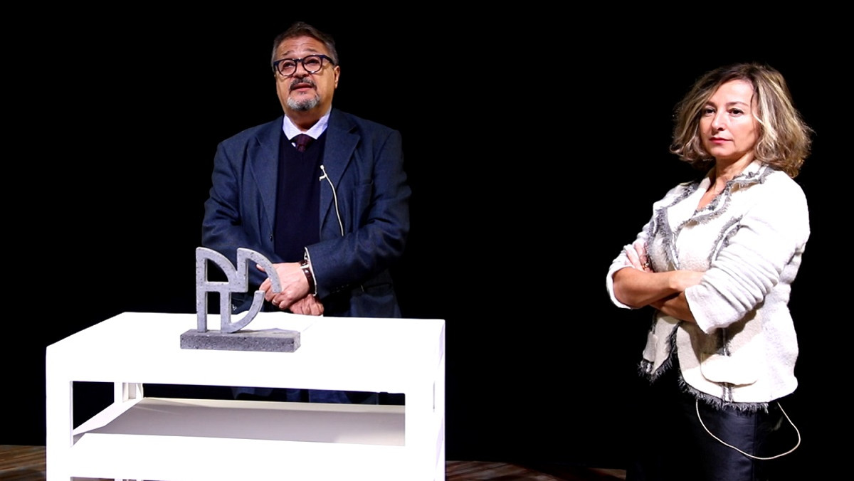 Consegnato il premio Danzuso Teatro Stabile Catania