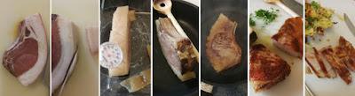 Zubereitung Schweinekotelett