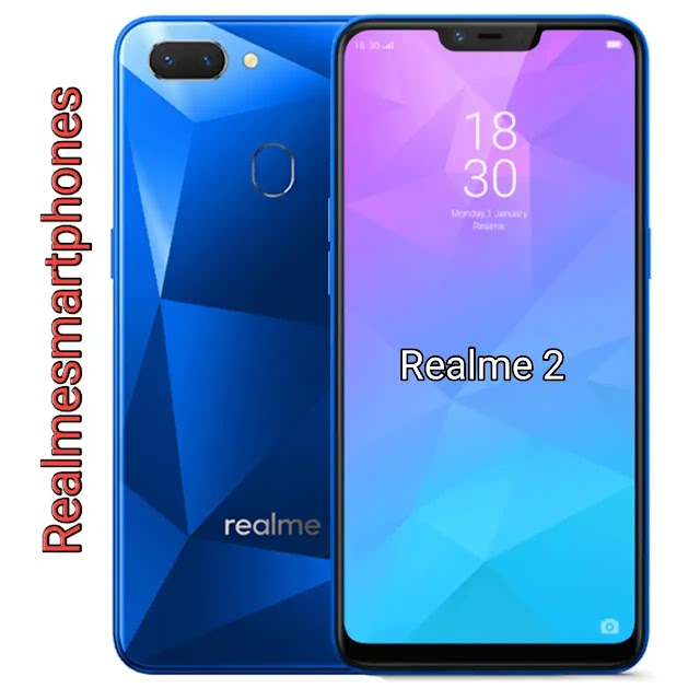 Realme 2 3GB RAM-Price in India and Full Specifications