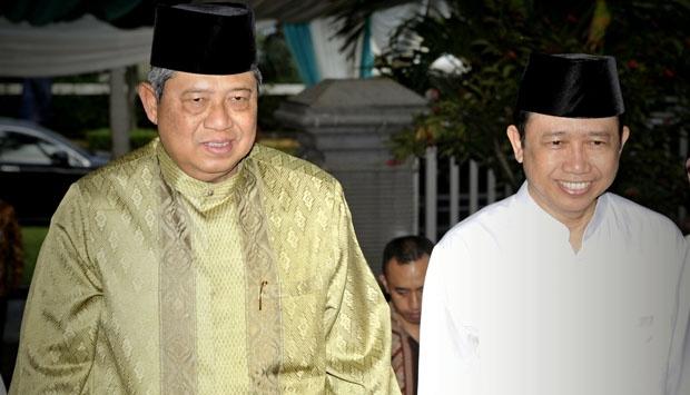 Dukung Marzuki Alie Buka Pemilu 2004, Kubu Moeldoko: SBY Bisa Dapat Karma Luar Biasa
