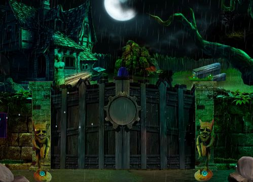 ZooZooGames Scary Night Escape