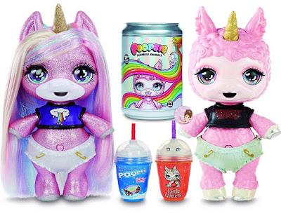 Poopsie Surprise Animals dolls with slime