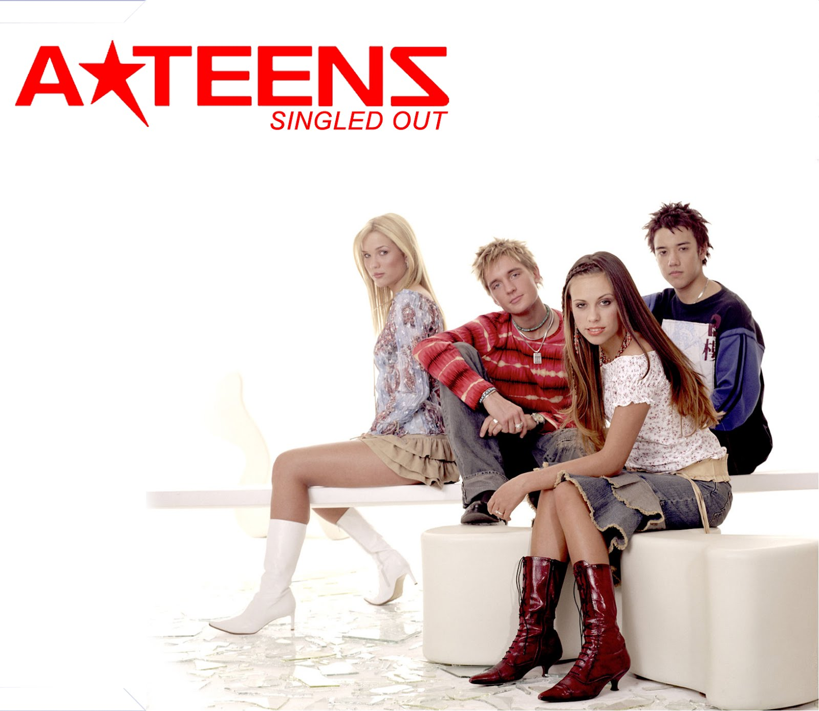 A The Teens Karaoke Version 104
