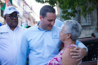 Candidato a diputado Joel Díaz afirma voto blanco se hará sentir en la capital
