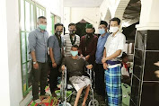 Badko HMI Nusra Kembali Gelar Baksos Dan Pembagian Masker