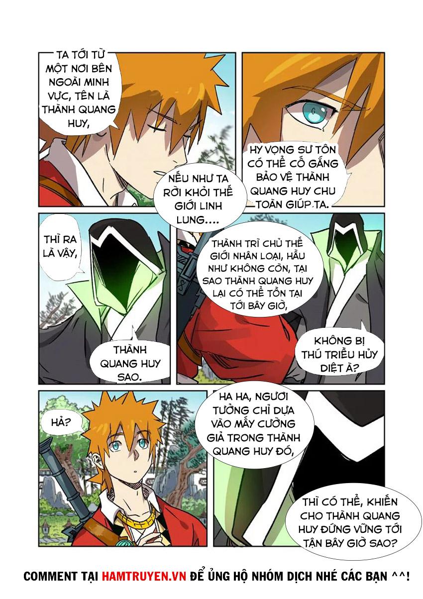 Yêu Thần Ký chap 288 - Trang 4