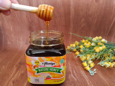 albariyu nature honey