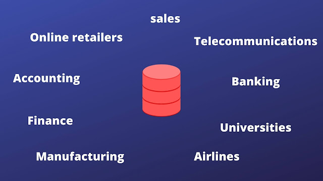 Database Management System(DBMS) Applications