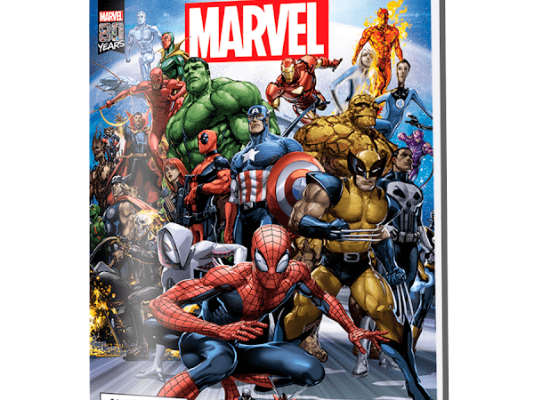 Panini lança álbum de figurinhas dos 80 anos da Marvel