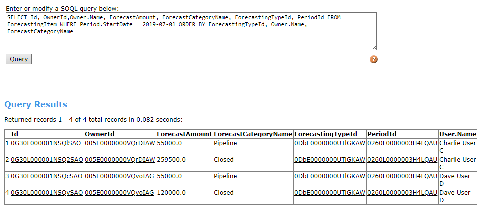 SimplySfdc com: Salesforce: ForecastingQuota and