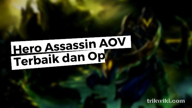 Review 5 Hero Assassin Games AOV Dengan Damage Tersakit