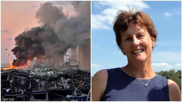 قبل وفاتها إثر إصابتها بانفجار بيروت.. زوجة سفير هولندا تتبرع بأعضائها لمريضين في لبنان