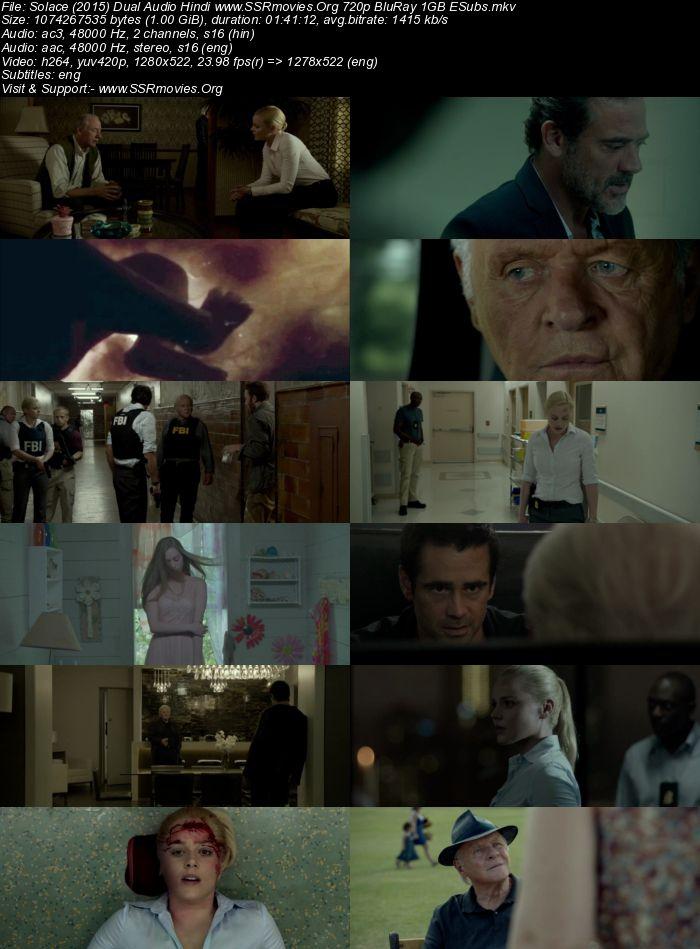 Solace (2015) Dual Audio Hindi 720p BluRay