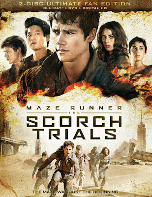 Maze Runner: The Scorch Trials [BD25] [Latino]