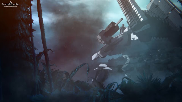 فيلم انمى Godzilla Kaijuu Wakusei Movie 1 بلوراى مترجم أونلاين تحميل و مشاهدة