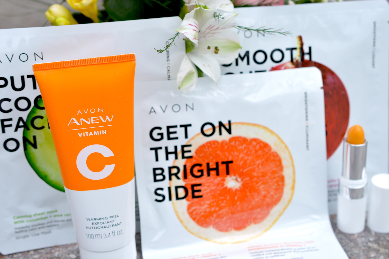AVON Anew Vitamin C Collection