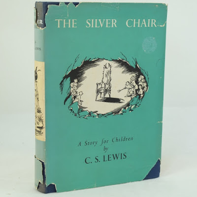 a review of the silver chair by c s lewis