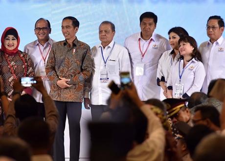 Presiden Jokowi Sebut Isu Daya Beli Turun Diangkat untuk Kepentingan 2019