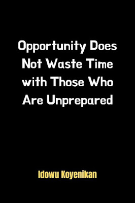 Change and Opportunity Quotes