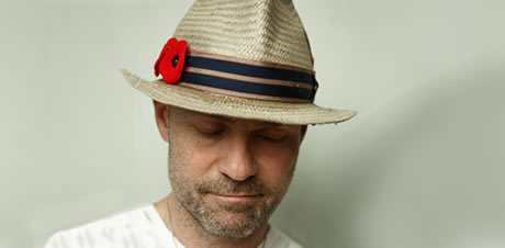 Hip Tour Gord Downie Playing At Harvest Picnic  Sept 1 2012