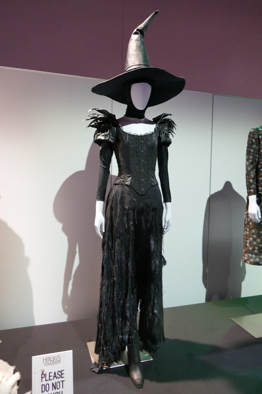 Mila Kunis Oz Great and Powerful Wicked Witch costume