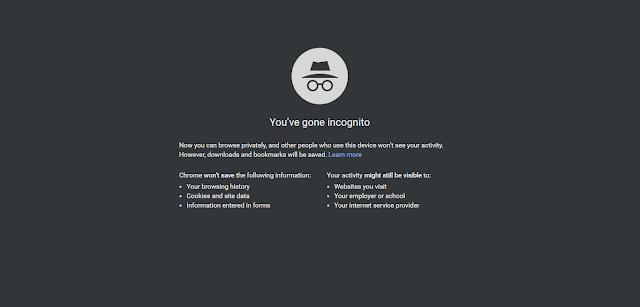 Search Google In Incognito