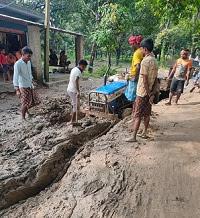 lalbathani road