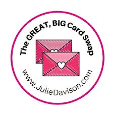 The Great, Big Card Swap ~ www.juliedavison.com