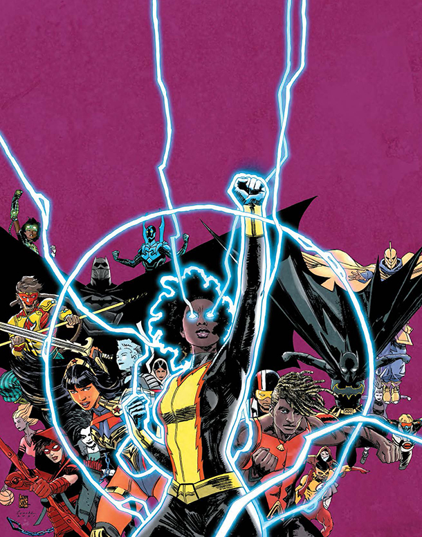 The Other History of the DC Universe #5 - 8
