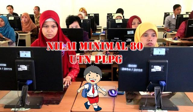 Contoh Soal UTN PLPG Lengkap dengan Kunci Jawaban