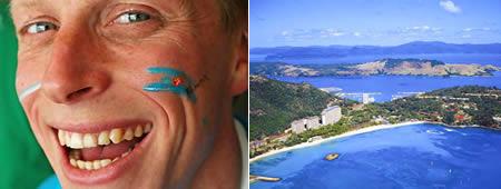 6 Pekerjaan Paling Enak di Dunia: Pengurus Pulau ''Surga''