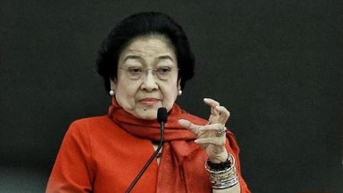 Megawati soal Pancasila: Kalau tak Suka Sebut Lima, Peras jadi Tiga, Kalau Tidak Peras jadi Ekasila