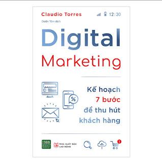 Digital Marketing - Kế Hoạch 7 Bước Để Thu Hút Khách Hàng ebook PDF-EPUB-AWZ3-PRC-MOBI