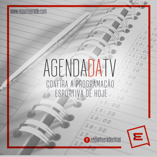 Agenda da TV (Quarta, 16/8/2017)