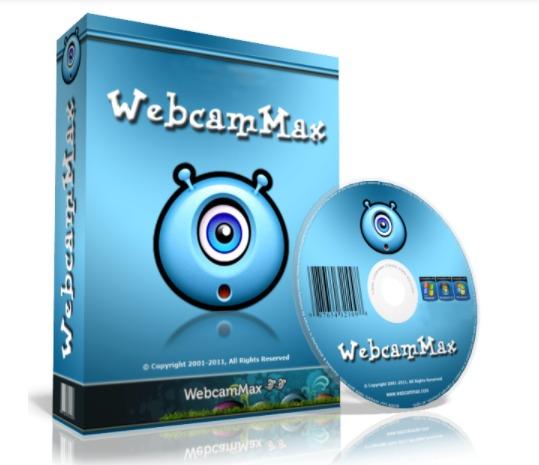 WebcamMax -افضل برنامج فيديو كاميرا الويب لمحادثاتك المباشرة والتسجيل. مفعل 100%