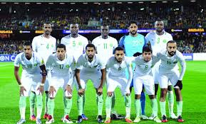 Saudi team is preparing for the World Cup against Brazil, Argentina and Germany