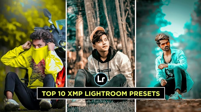Top 10 Xmp Lightroom Presets Free download || Hero Editing