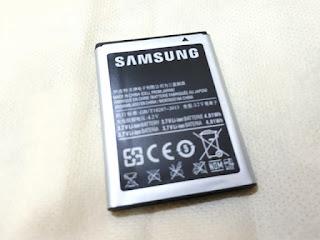 Baterai Samsung EB464358VU Original 100% Galaxy Ace S5830 Young S6310 Fame S6810
